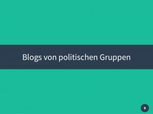 Vortrag JKU Blogs in der Politik 2016 Thomas Diesenreiter 09