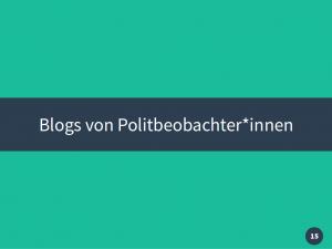 Vortrag JKU Blogs in der Politik 2016 Thomas Diesenreiter 15