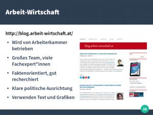 Vortrag JKU Blogs in der Politik 2016 Thomas Diesenreiter 28